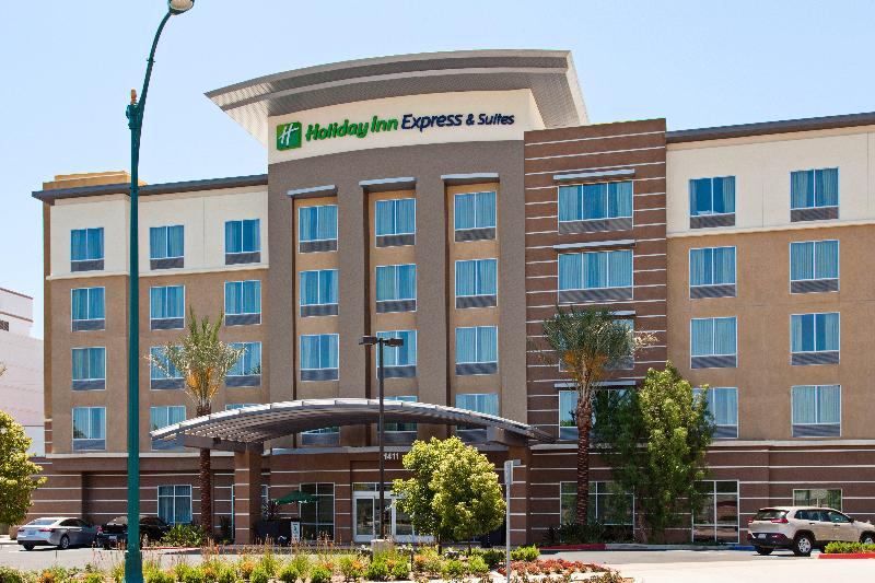 Holiday Inn Express and Suites Anaheim Foto 9