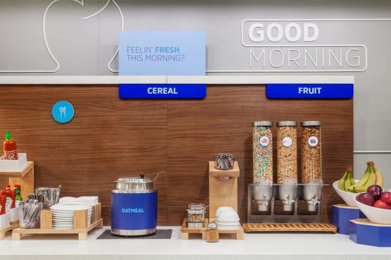 Holiday Inn Express and Suites Anaheim Foto 65