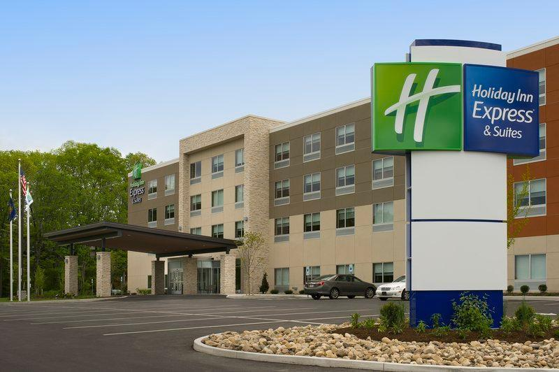 General view Holiday Inn Express And Suites Altoona