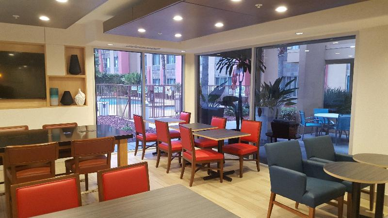 Restaurant Holiday Inn Express And Suites Fremont Milpitas Ce