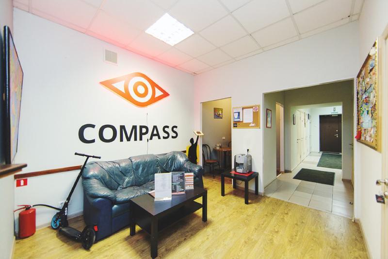 Lobby Compass Mini-hotel