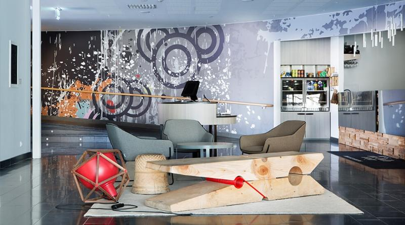 Lobby Comfort Hotel Norrkoping
