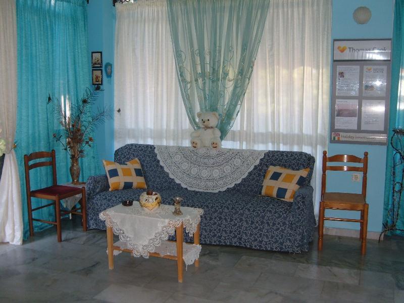 Lobby Poseidon Apartamentos