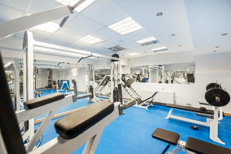 Sports and Entertainment Moscow Holiday Hotel