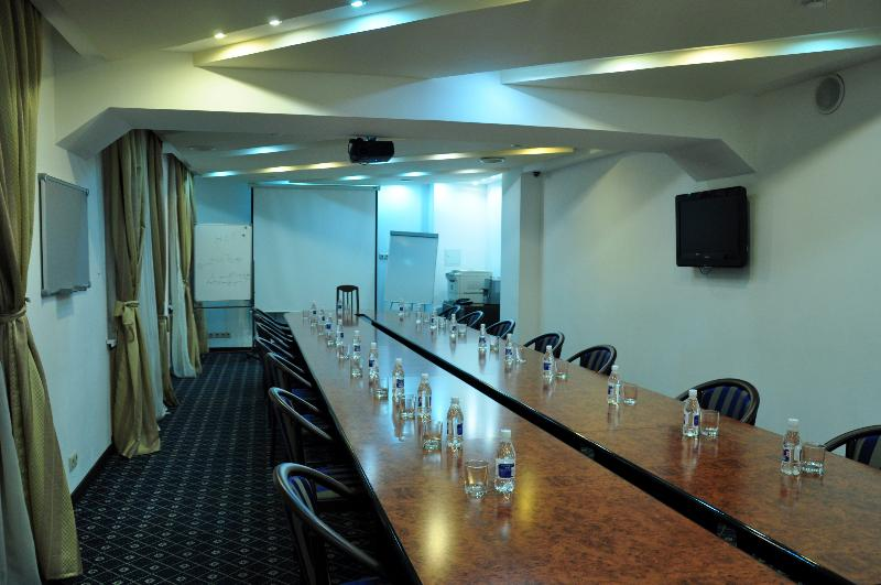 Conferences Moscow Holiday Hotel