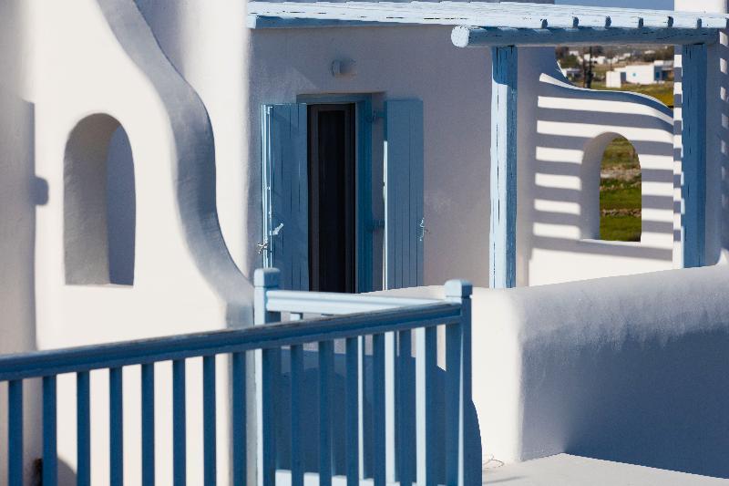 General view Elia Mykonos Collection