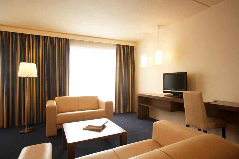 Room B-aparthotel Moretus