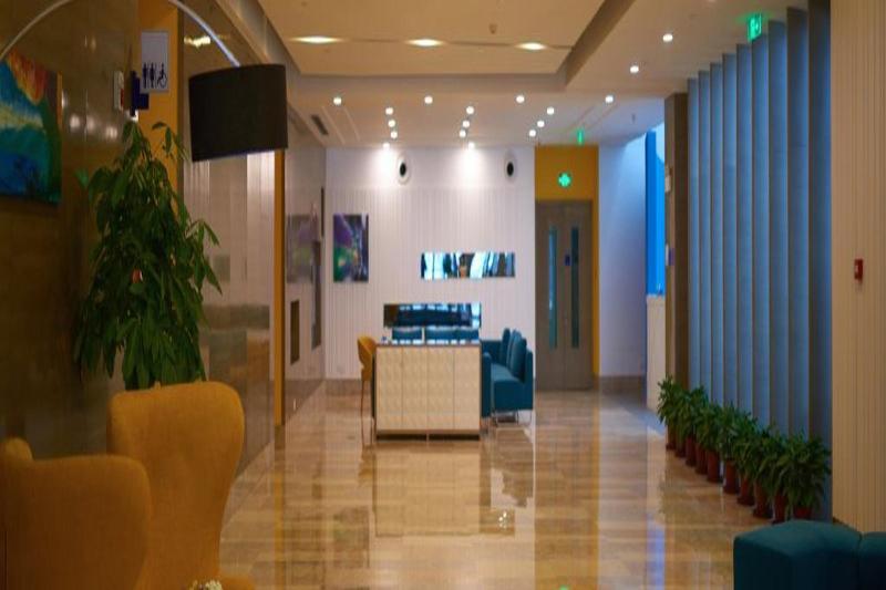 Lobby Holiday Inn Express Hefei North