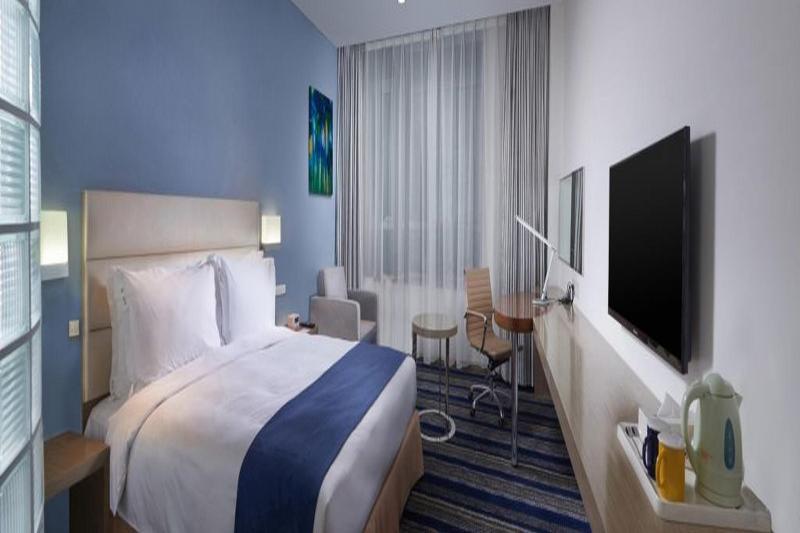 Room Holiday Inn Express Hefei North