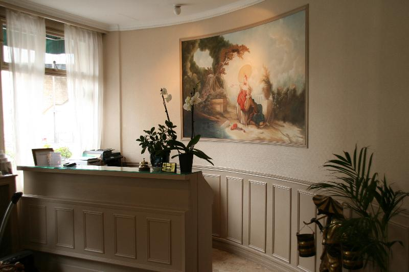 Lobby Prince Albert Concordia
