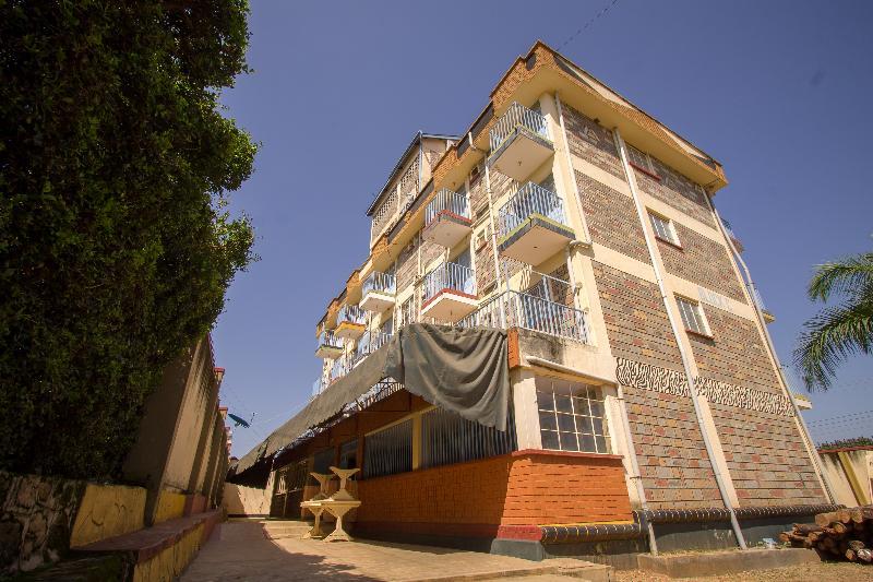 General view Jamindas Paradise Motel