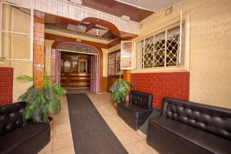 Lobby Jamindas Paradise Motel