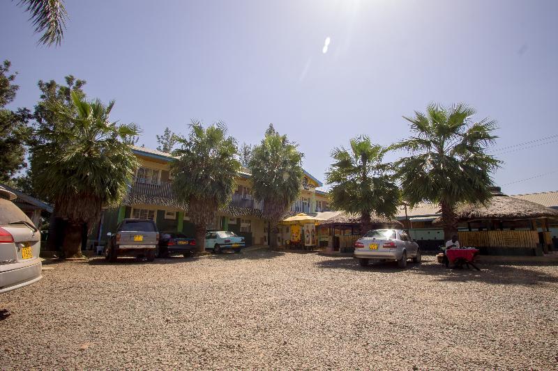 Terrace Jamindas Paradise Motel