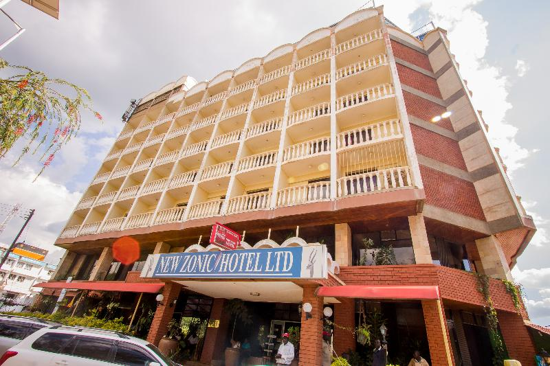 General view New Zonic Hotel