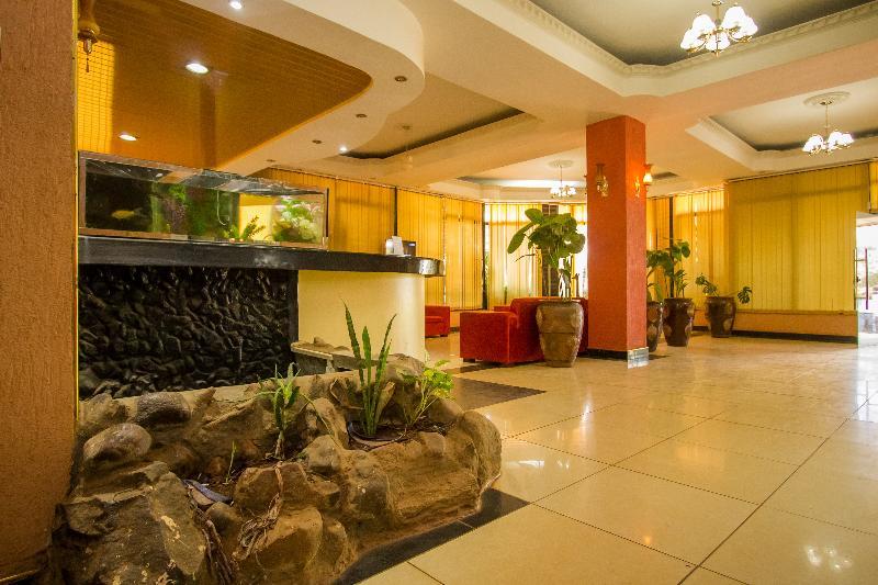 Lobby New Zonic Hotel