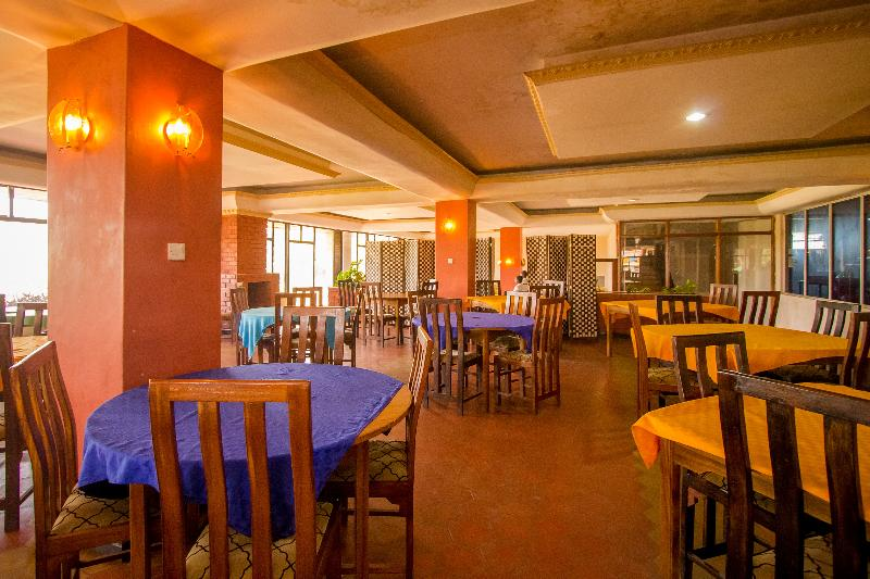 Restaurant New Zonic Hotel
