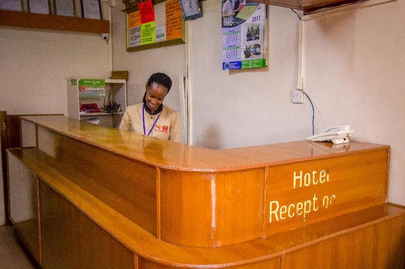Lobby Sunshine Hotel Tengecha