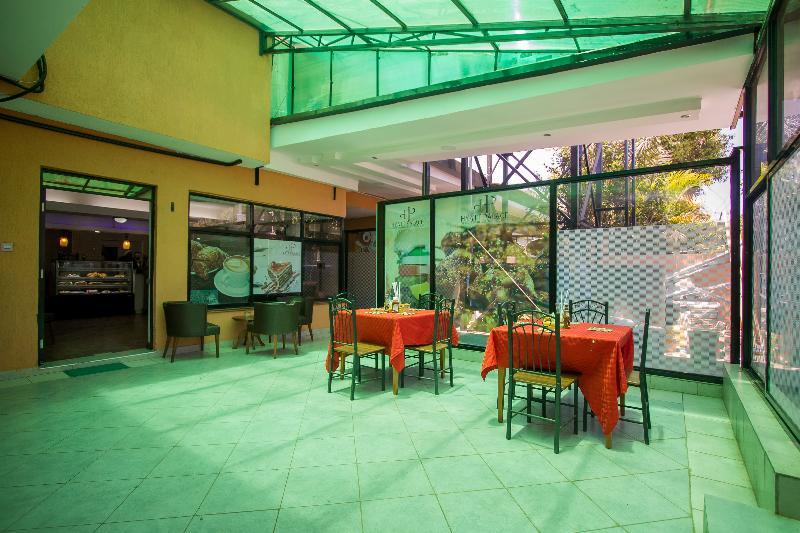 Restaurant Hyatt Palace Hotel