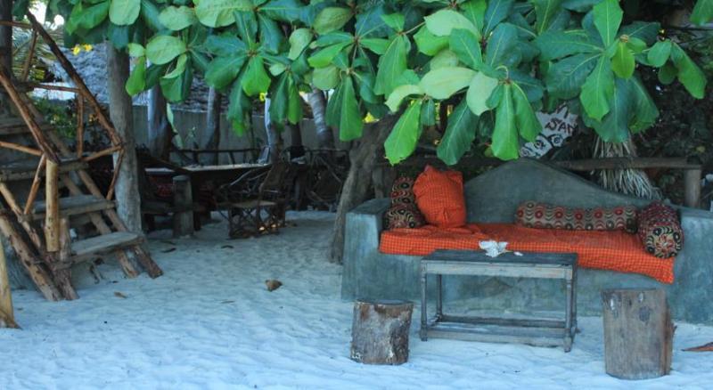 Lobby Nyamkwi White Sands