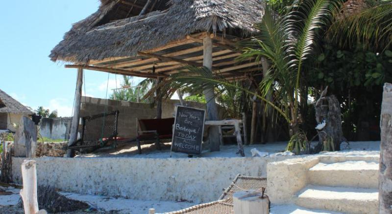 Restaurant Nyamkwi White Sands