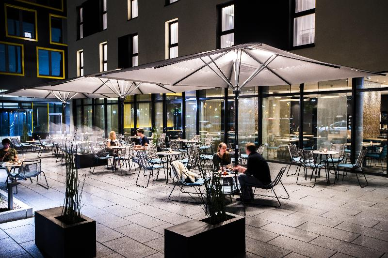 Bar Holiday Inn Express Karlsruhe City Park