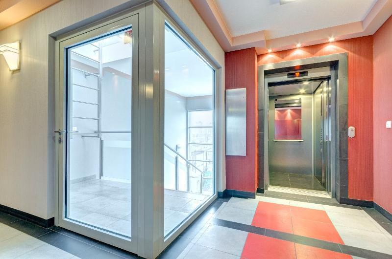 Lobby Dom & House Marina Residence Apartments