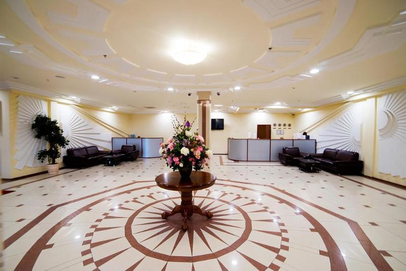 Lobby Royal Hotel