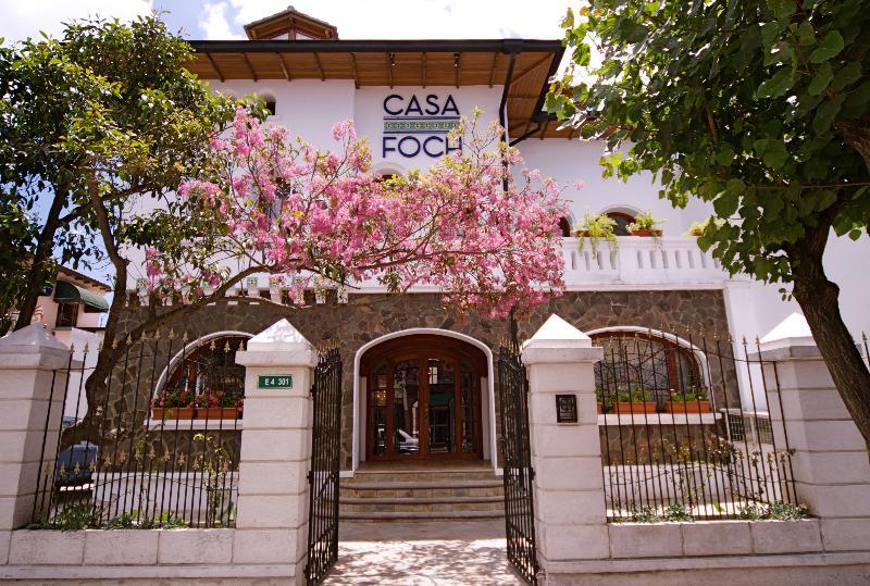 General view Boutique Hotel Casa Foch