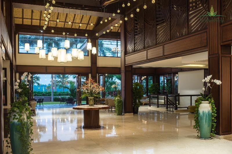 Lobby Silk Sense Hoi An River Resort
