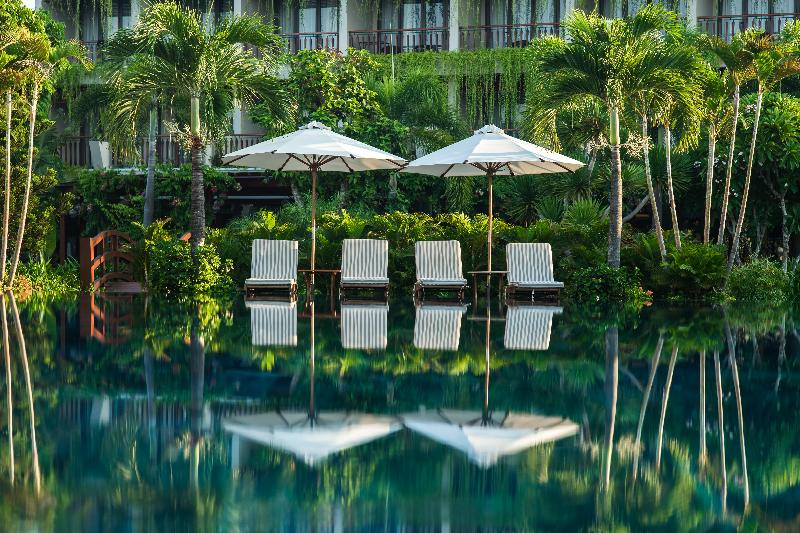 Pool Silk Sense Hoi An River Resort