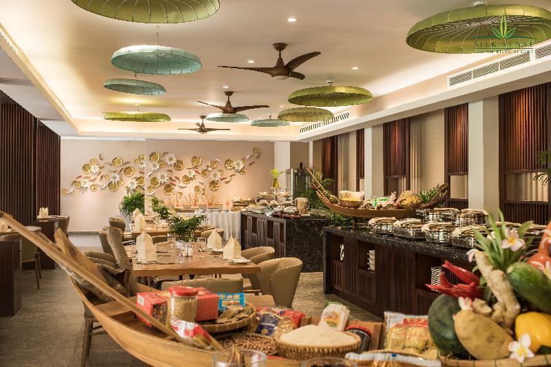 Restaurant Silk Sense Hoi An River Resort