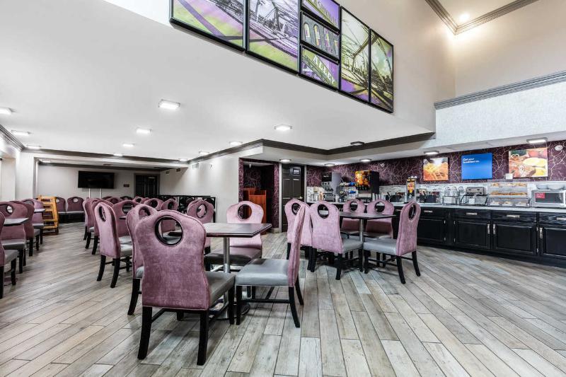 Restaurant Comfort Inn & Suites