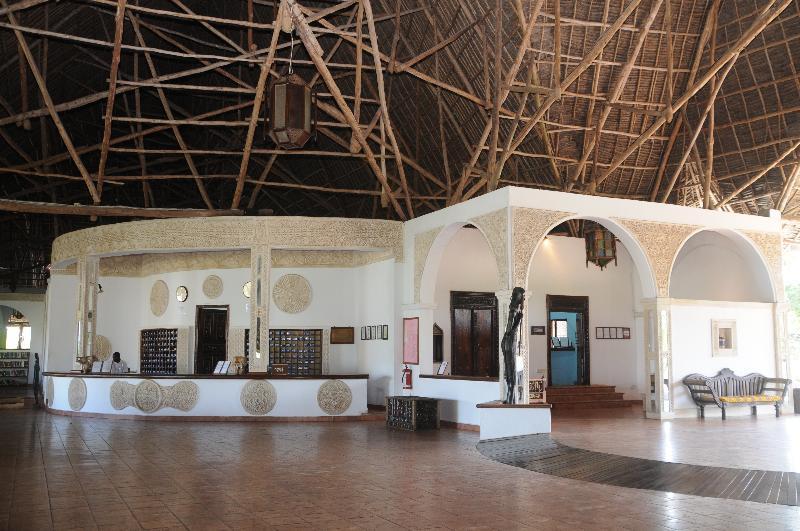 Lobby Voi Kiwengwa Resort