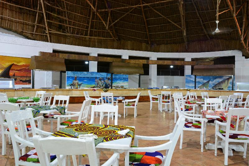 Restaurant Voi Kiwengwa Resort