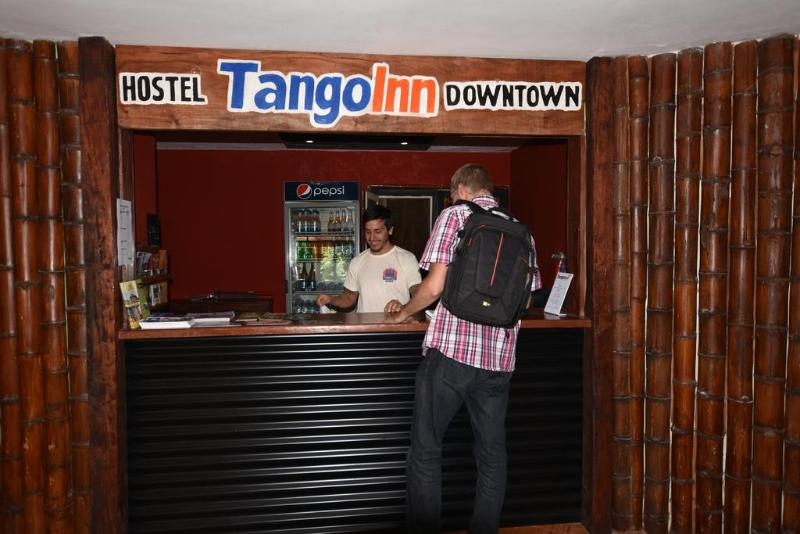 Lobby Tangoinn Downtown Iguazu