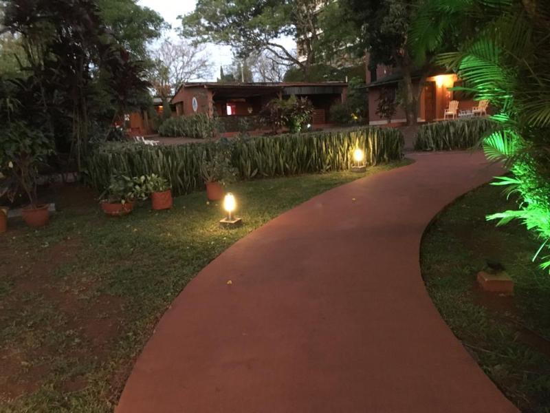 Terrace Tangoinn Downtown Iguazu