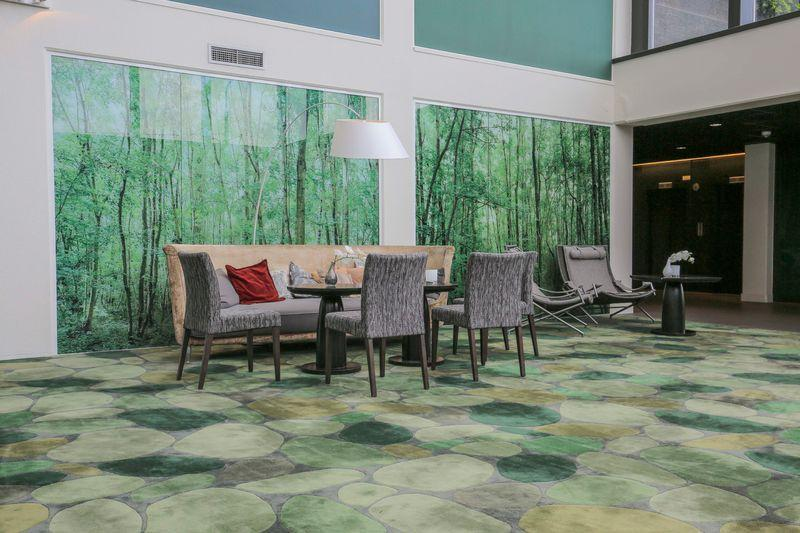 Lobby Fletcher Hotel-restaurant Leidschendam-den Haag