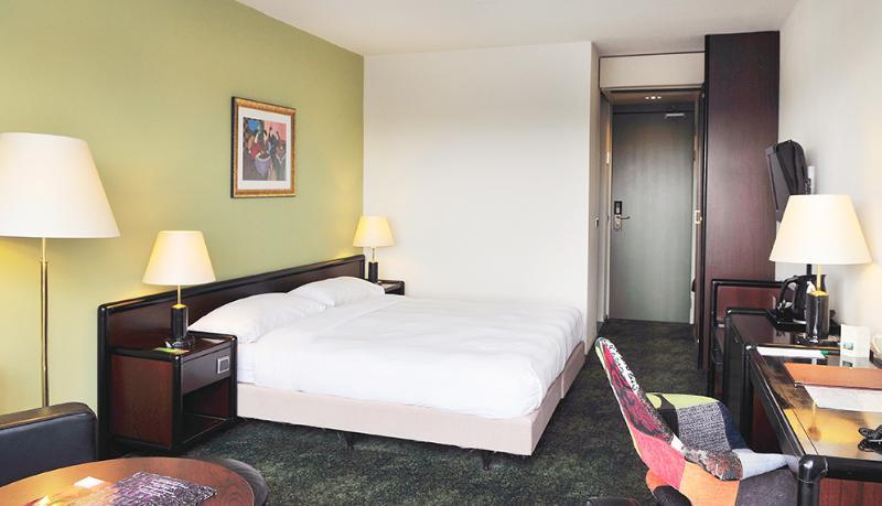 Room Fletcher Hotel-restaurant Leidschendam-den Haag