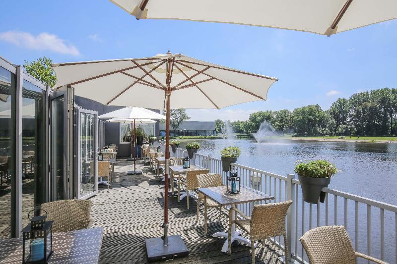 Terrace Fletcher Hotel-restaurant Leidschendam-den Haag