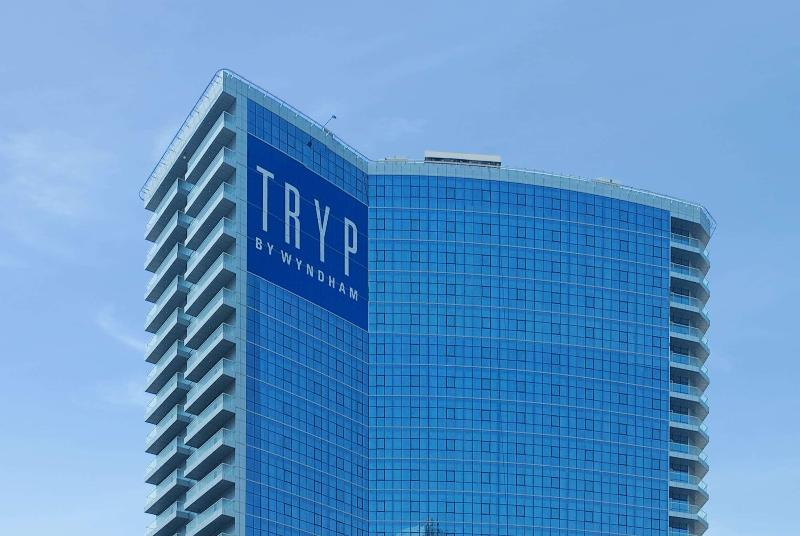 General view Tryp By Wyndham Dubai