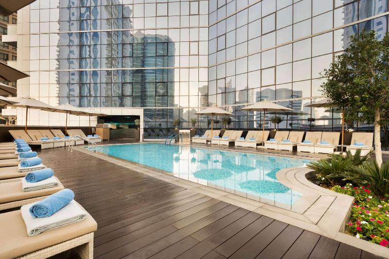 General view Tryp By Wyndham Dubai