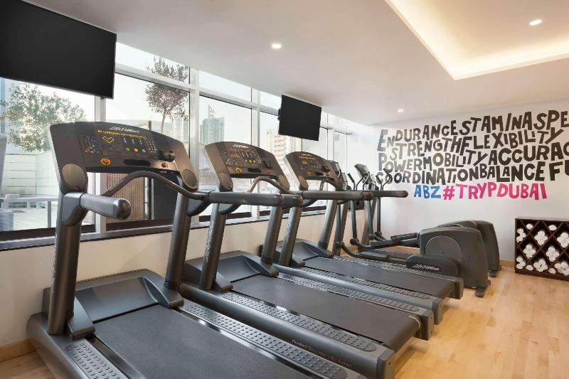 Sports and Entertainment Tryp By Wyndham Dubai