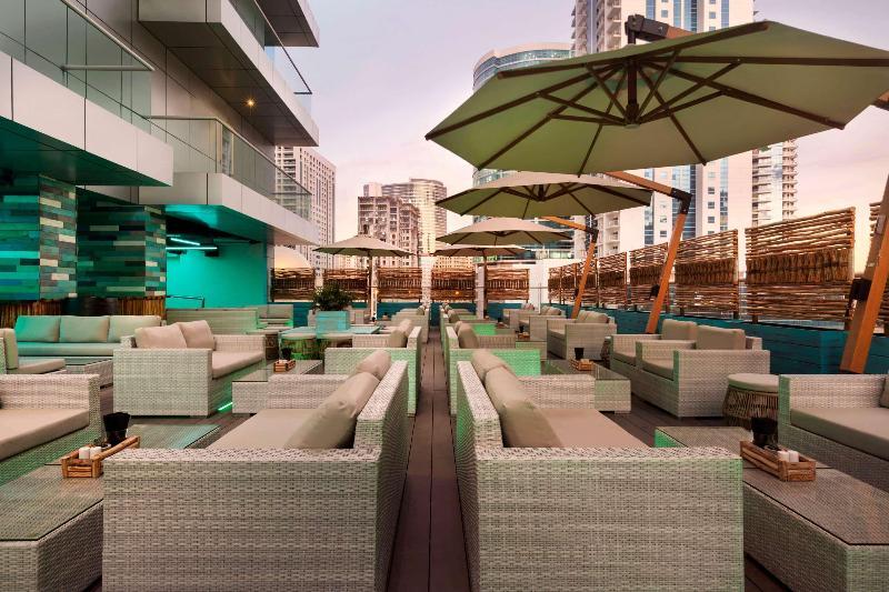Restaurant Tryp By Wyndham Dubai