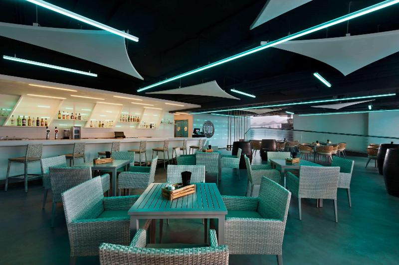 Restaurant Tryp By Wyndham Dubai