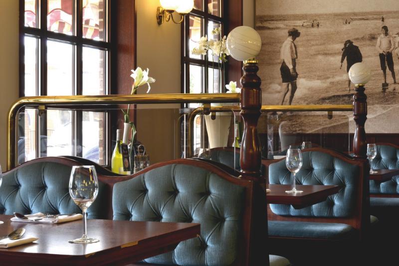 Restaurant Fletcher Badhotel Noordwijk