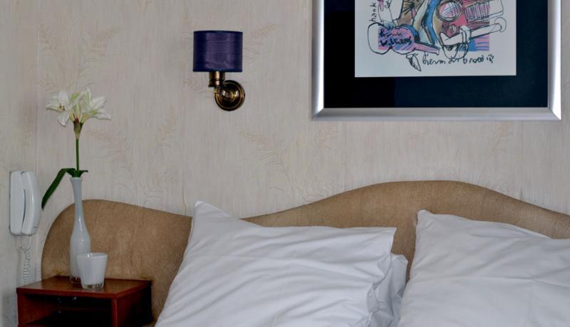 Room Fletcher Badhotel Noordwijk