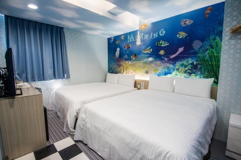 Room Morwing Hotel-ocean