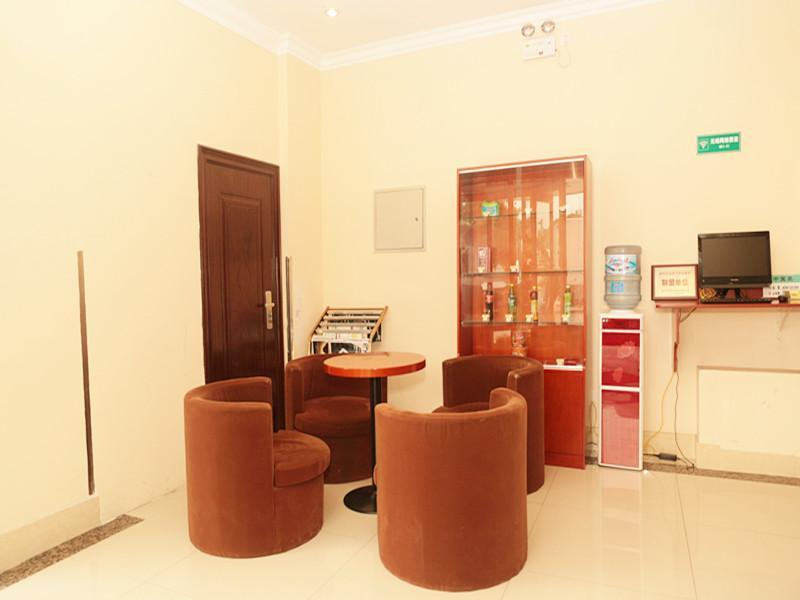 Lobby Greentree Inn Hebei Langfang Development Zone Conv