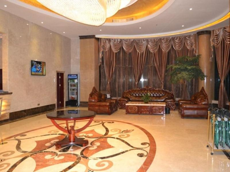 Lobby Greentree Inn International Convention Center
