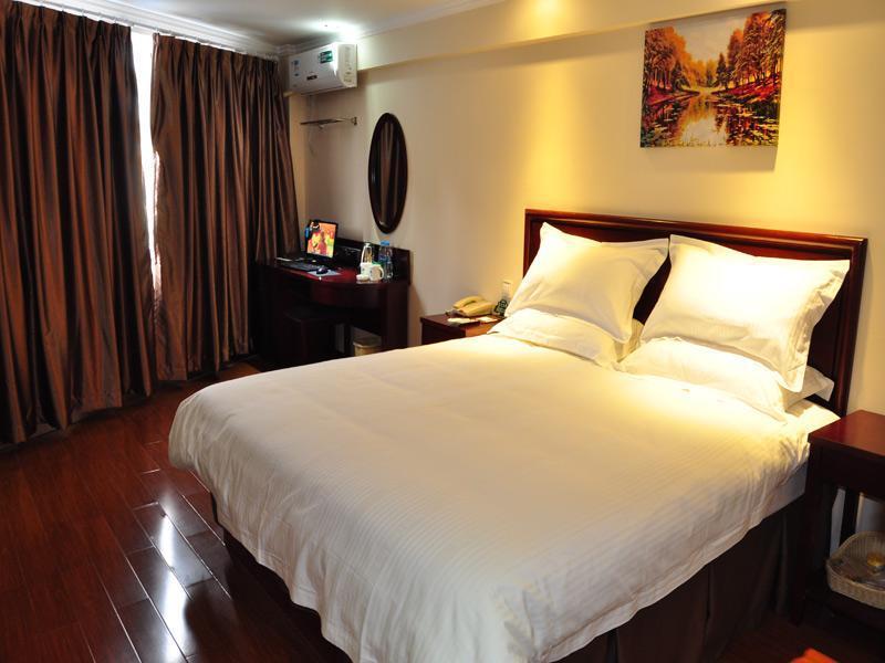 Room Greentree Inn Anhui Hefei West Wuhu Road Jinzhai